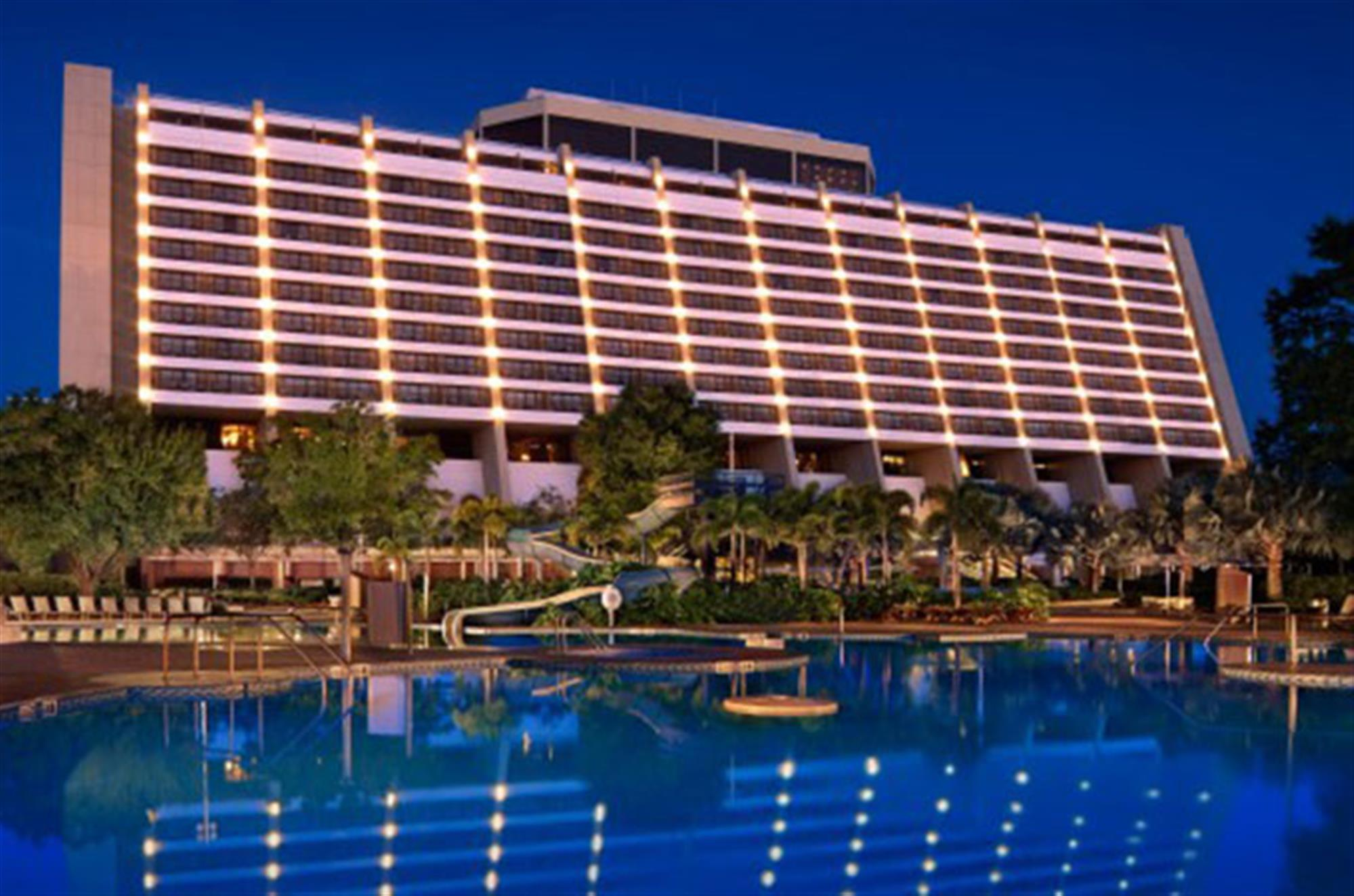 Contemporary Resort Walt Disney World Laughingplace Com