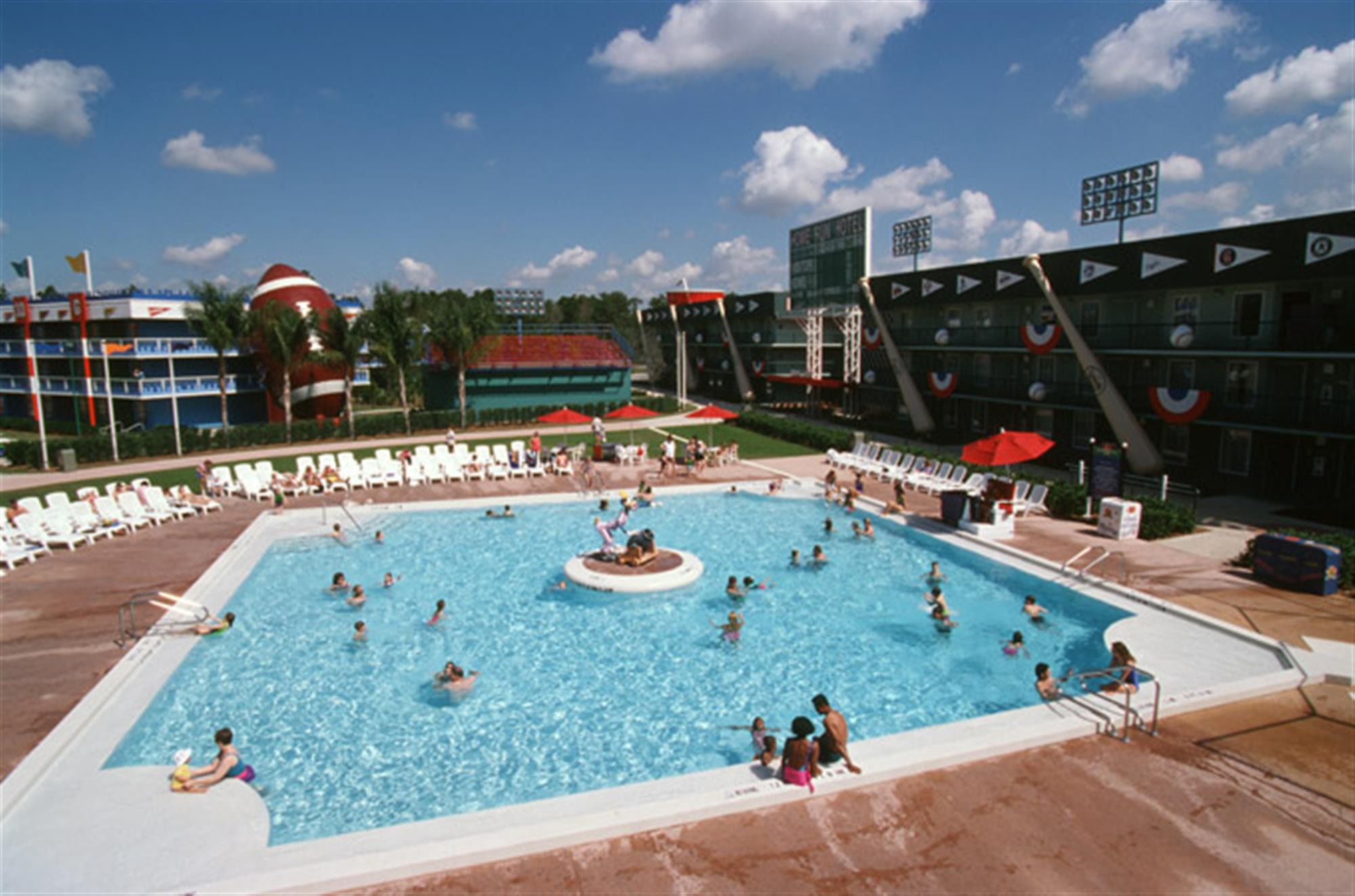 All star sports walt disney world Swimming pool water delivery wisconsin